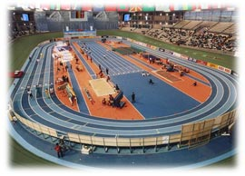 IAAF World Indoor Championships, Valencia accommodation Valencia