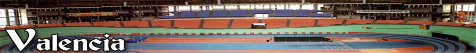 IAAF World Indoor Championships, Valencia accommodation